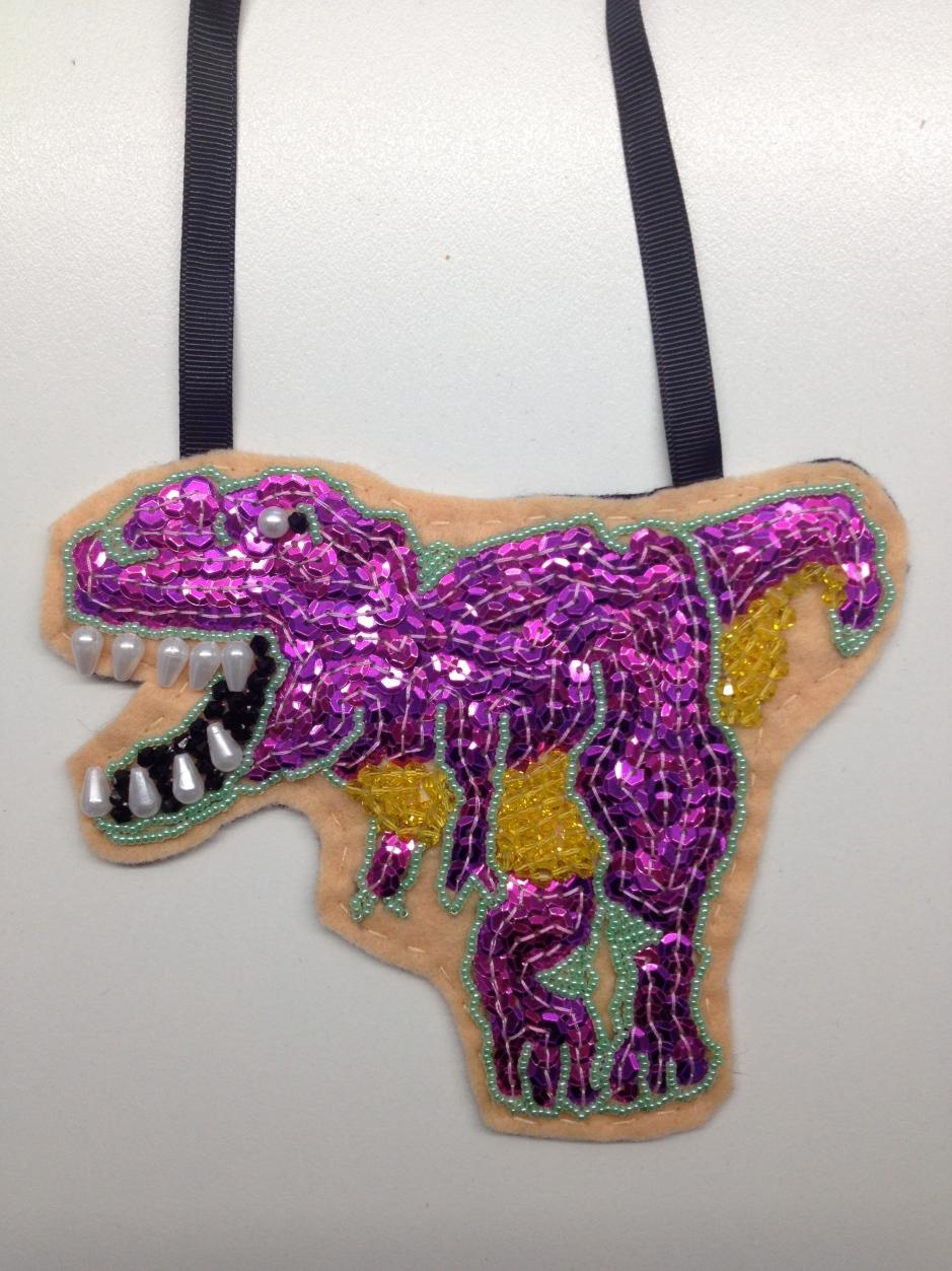 1.sparkly rex
