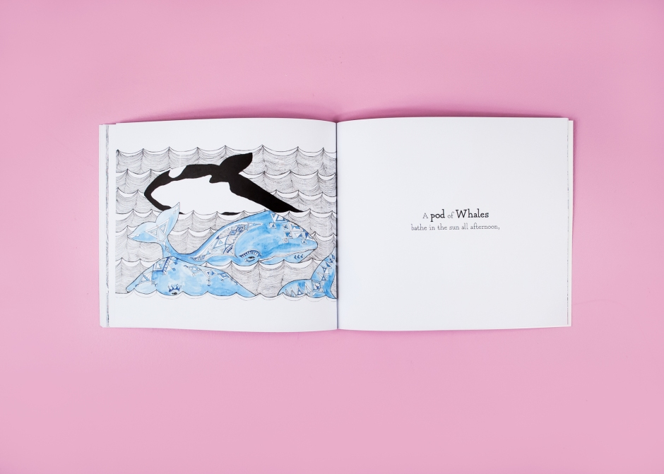 whale page