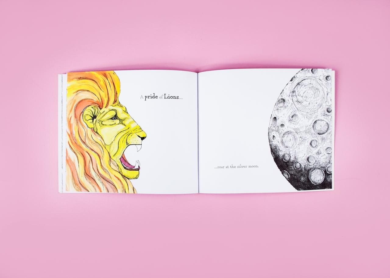 lion page